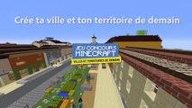 Tutoriel pour participer au jeu concours Minecraft - Villes et territoires de demain (Pilatcraft)