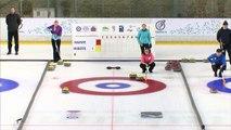 World Curling Tour, Challenger Series Event for Men and Women, Tukums, Latvia, Semifinal Women