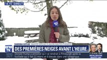 Dans les Hautes-Pyrénées les premières neiges sont arrivées avant l'heure