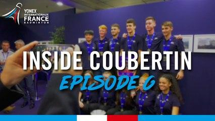INSIDE COUBERTIN - ÉPISODE 6 - LES FUTURS CHAMPIONS FRANÇAIS
