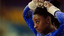 Simone Biles Goes To The ER, Then Crushes Her Competition