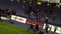 FK Željezničar - FK Zvijezda 09 / Haos nakon meča