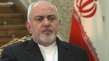 Iranian Foreign Minister Mohammad Javad Zarif on the U.S.-Saudi alliance