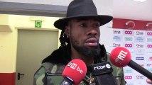 """Christian Luyindama : """"Tant que le match n'est pas fini, obligé de se donner à fond"""""""