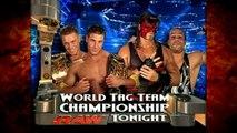 Kane & RVD vs La Resistance (Kane Destroys La Resistance & Will He Join Evolution)!? 6/16/03 (1/2)