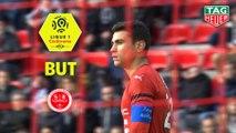 But Benjamin ANDRE (53ème csc) / Stade Rennais FC - Stade de Reims - (0-2) - (SRFC-REIMS) / 2018-19