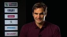 ATP - Bâle 2018 - Roger Federer au Rolex Paris Masters et à Paris dès mardi...