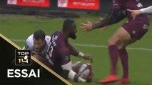 TOP 14 - Essai Semi RADRADRA (UBB) - Bordeaux-Bègles - Lyon - J8 - Saison 2018/2019
