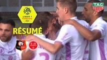 Stade Rennais FC - Stade de Reims (0-2)  - Résumé - (SRFC-REIMS) / 2018-19