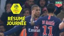 Résumé de la 11ème journée - Ligue 1 Conforama / 2018-19