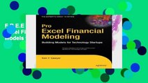 PDF] Mastering Financial Modeling: A Professional s Guide to