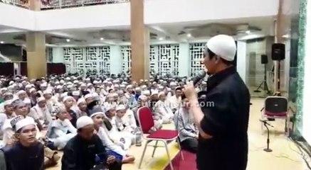 Kedatangan Imam Masjid Nabawi Part 2