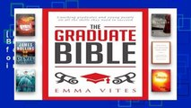 [P.D.F] The Graduate Bible: A coaching guide for students and graduates on how to stand out in