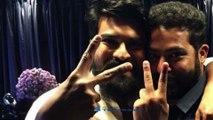 Ram Charan and Jr NTR #RRR Movie | ఇద్దరు డీ..అంటే డీ..! | #RRR Updates | SS Rajamouli