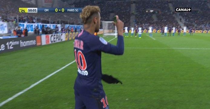 PSG : Neymar pousse un coup de gueule sur la sécurité