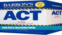 Popular Barron s ACT Flash Cards: 410 Flash Cards to Help You Achieve a Higher Score