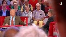 Alain Duhamel raconte les conséquences de la première invitation de Jean-Marie Le Pen dans son émission - Regardez
