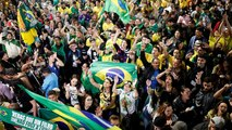 Far-right candidate Jair Bolsonaro wins Brazilian presidential elections