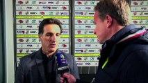 Réactions d'après match Amiens SC - FC Nantes : Christophe Pélissier