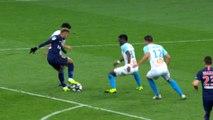 Olympique de Marseille - Paris Saint-Germain : Le geste technique de Neymar Jr