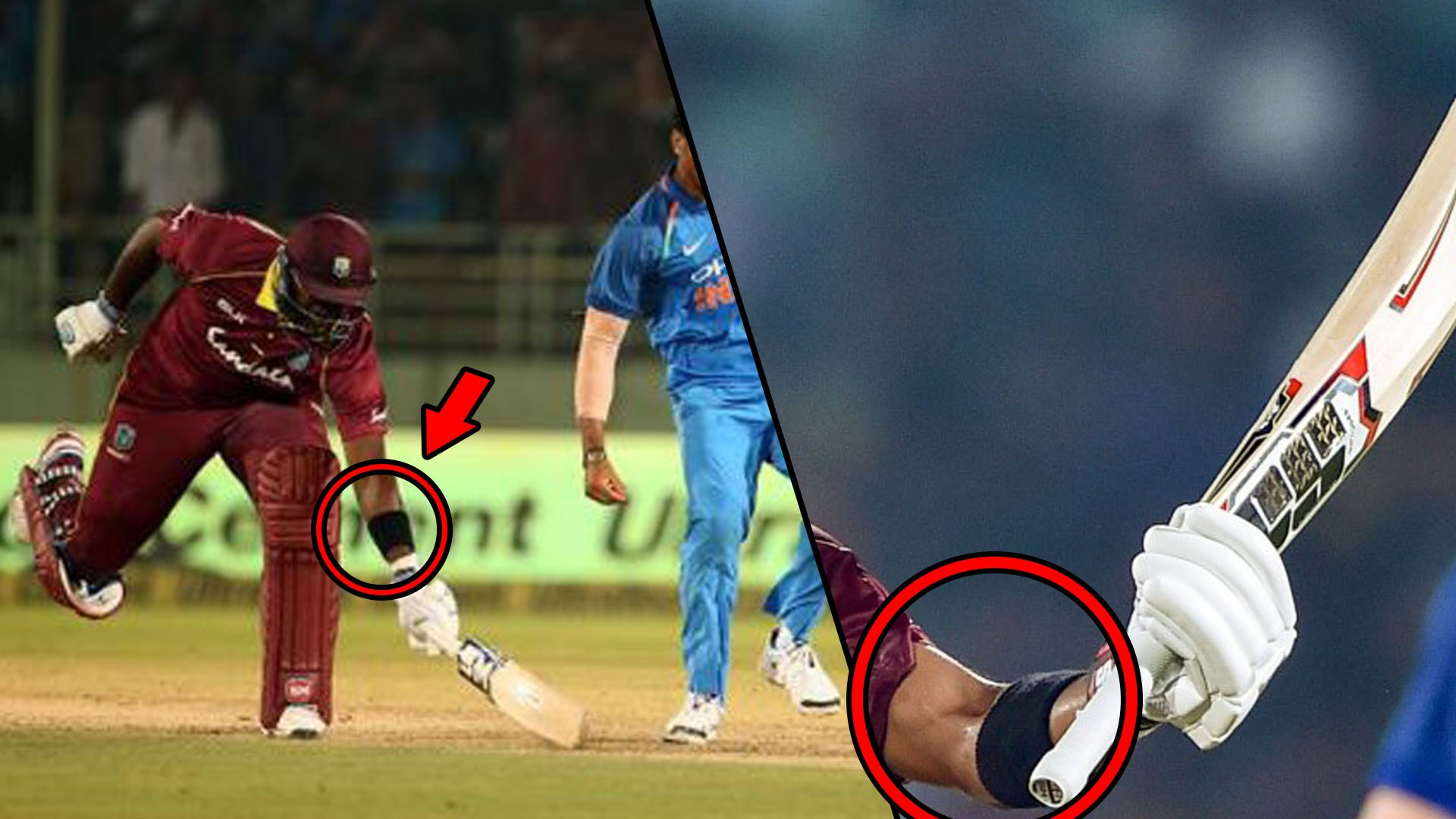 India Vs West Indies 2018, 3rd ODI :This Is The Reason For WIndies Cricket Team Tie Black Armbands?