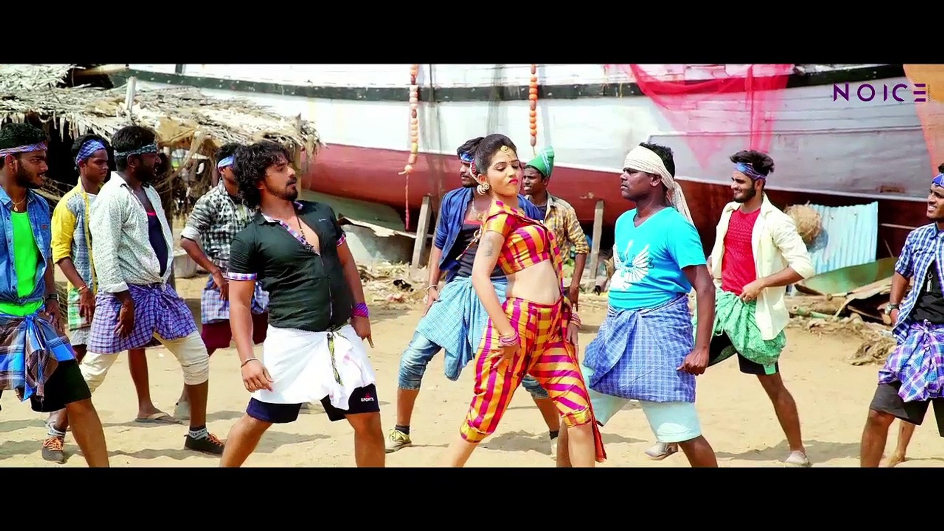 Meen Bode Meen HD Video Song | Pammanna The Great Tulu Movie