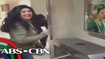 UKG: Regine Velasquez Alcasid excited na ginamit ang bago niyang access card sa ABS CBN Compound