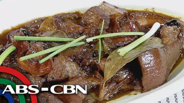 UKG: Pork Humba Recipe