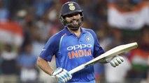 India VS West Indies 4th ODI: Rohit Sharma breaks these 5 records in Mumbai ODI | वनइंडिया हिंदी