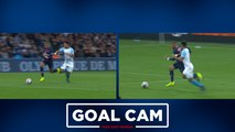 Goal Cam : Kylian Mbappé