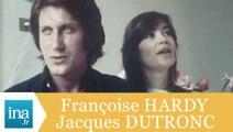 """Françoise HARDY et Jacques DUTRONC """"la naissance de Thomas"""" - Archive vidéo INA"""