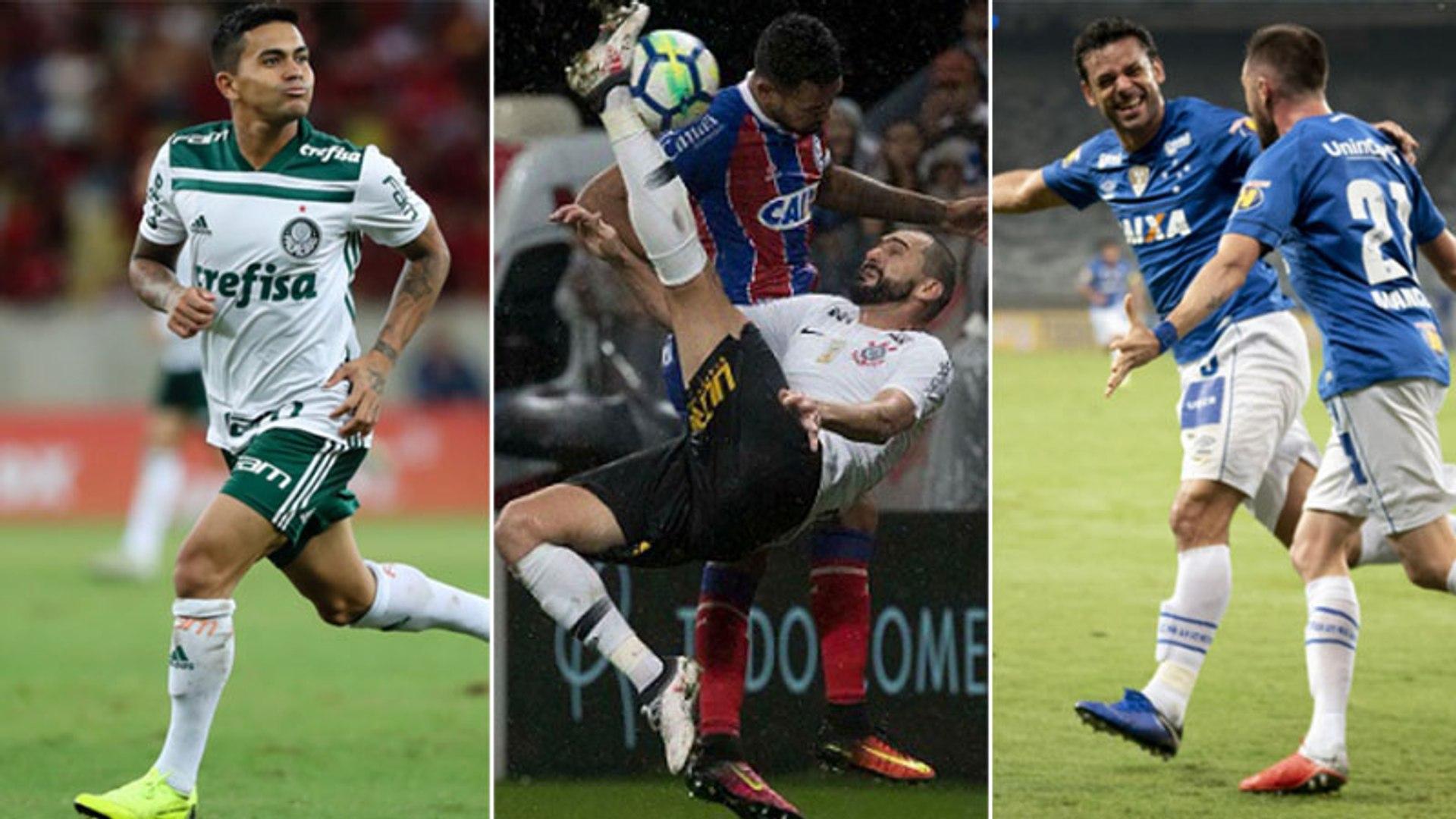 Veja a classificação do seu time no returno do Brasileirão até 29/10