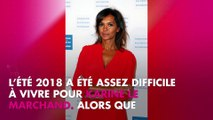 Karine Le Marchand partage une mauvaise nouvelle sur Instagram