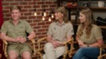 """Steve Irwin's Family On Starting a """"Beautiful New Chapter"""" With 'Crikey! It's the Irwins' 