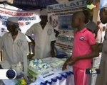 ORTM/Exposition de produits agricoles lors de la journée internationale de la femme rurale à koumantou