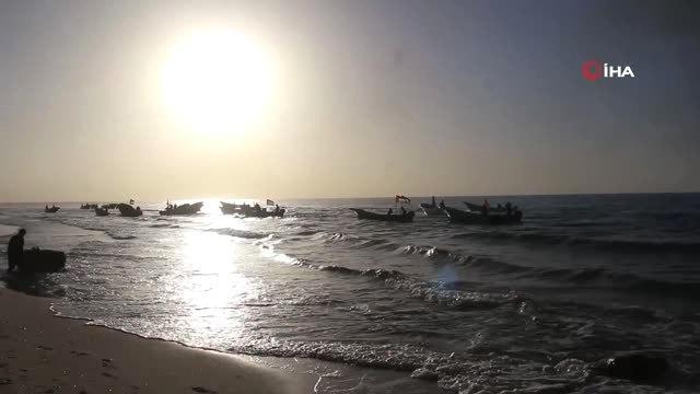 İsrail Askerleri Gerçek Mermi Kullandı: 1 Ölü, 80 Yaralı