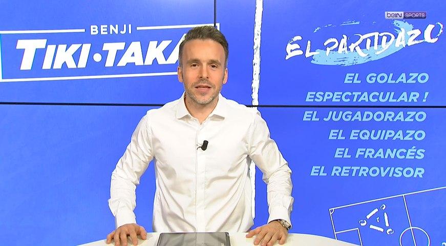 "Benji Tiki-Taka : ""Le loupé de Benzema, le tournant du Clasico"""
