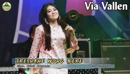 Via Vallen ~ Tresnane Wong Kere   |   Official Video