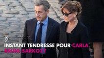 Carla Bruni-Sarkozy maman gaga : elle partage une tendre photo de sa fille Giulia