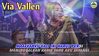 Via Vallen ~ Ra Jodo   |   Official Video