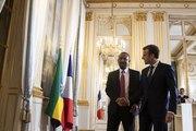 Déclaration conjointe du Président de la République, Emmanuel Macron, Et de Abiy AHMED, Premier ministre de la République fédérale démocratique d'Ethiopie
