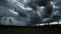 Ces tempêtes filmées en accéléré sont superbes ! Orages, Nuages, Eclairs...
