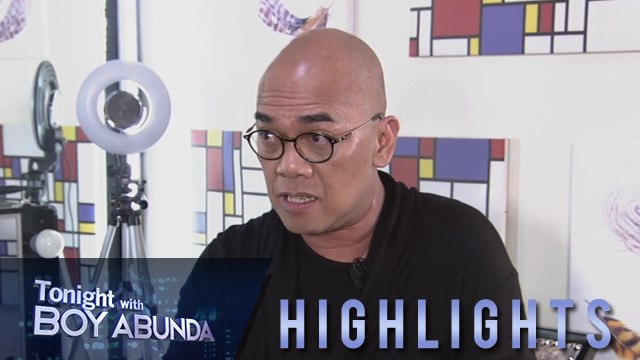 TWBA: Boy Abunda talks about his relationship with Bong