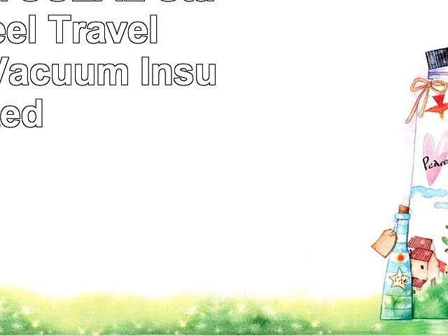 Contigo AUTOSEAL Stainless Steel Travel Mug BLUE Vacuum Insulated
