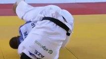 Rusia y Georgia, grandes triunfadoras del Grand Slam de Abu Dabi de Judo