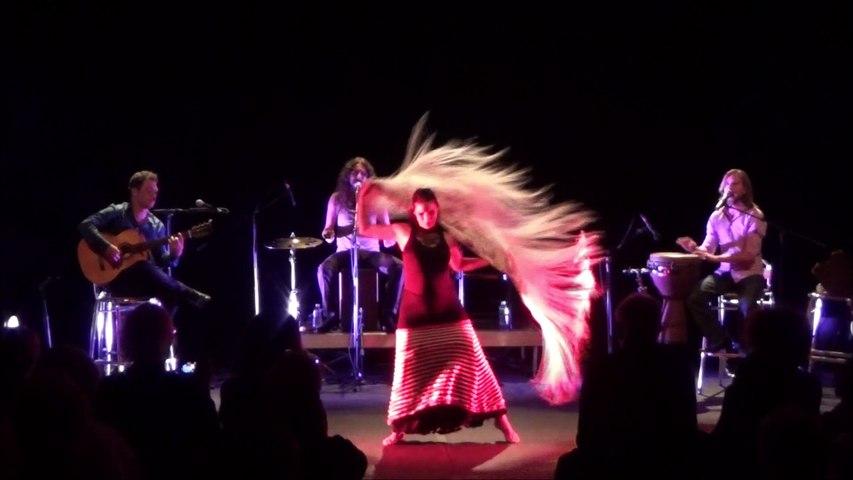 Alexandra Arnaud-Bestieu Tablao Flamenco