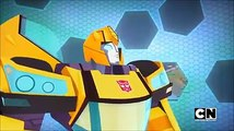 Tranformers Cyberverse Season 1 Episode 4 The Journey (2018)