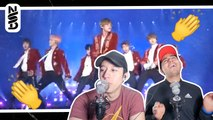 GUYS REACT TO BTS 'Title Medley: N.O, No More Dream, Boy in Luv, Danger ,Run'   2017 BTS Live Trilogy EPISODE III THE WINGS TOUR in Seoul