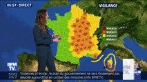 Météo : Toujours 25 départements en vigilance orange neige et verglas