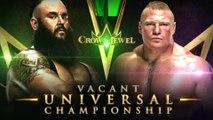 #WWE Crown Jewel : Brock Lesnar VS Braun Strowman  | Oneindia Kannada